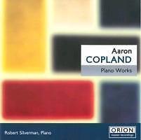 Copland Klavierwerke