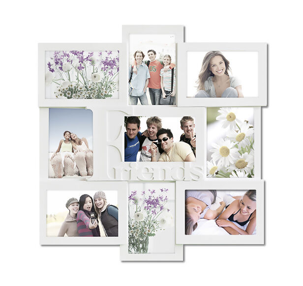 adeco photo frames like the adeco pf0170 collage picture photo frame has the ability to add a decorative touch to any room in the house this white wooden