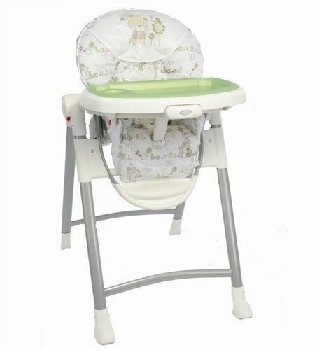 Compact And Portable Enough For Travel, The Graco Contempo Is A High Chair  Filled With Features. It Has A Machine Washable, Removable Seat Pad, And  Includes ...