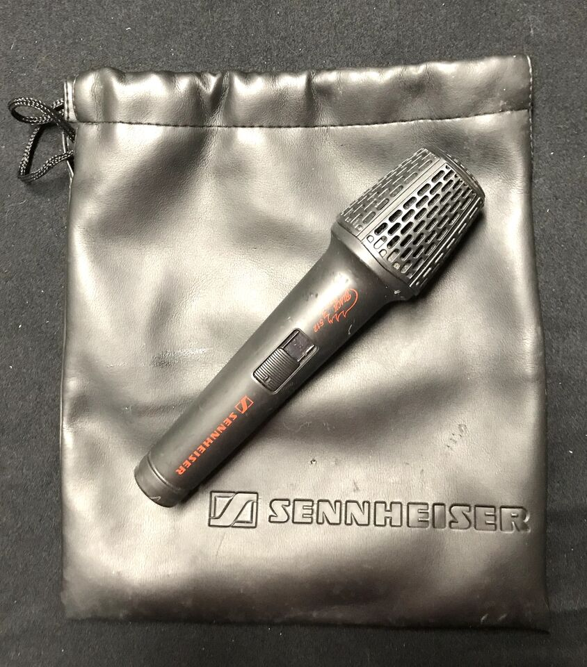 Sennheiser black fire 512