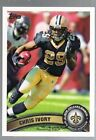 Chris Ivory Football Trading Cards