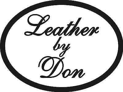Leather By Don