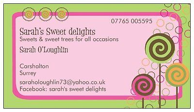 Sarah's Sweet Delights