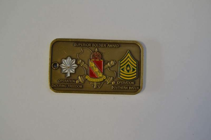 Us army challenge coin 2