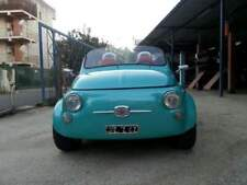Replica fiat 500 barchetta