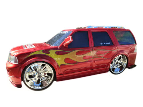 Jada Toys Dub City RC Lincoln Navigator