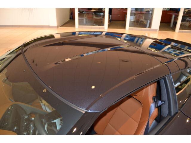 Corvette Metallic Blue Stingray Die Cast Model Corvette