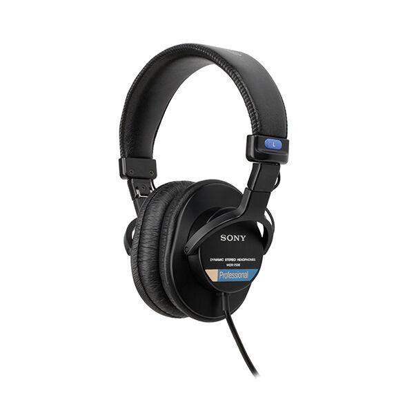 Sony Professional Large Diaphragm Headphone MDR-7506