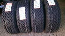 Kit di 4 gomme nuove 255/65/17 Gripm
