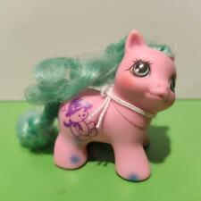 Little pony teeny tiny little tabby g1
