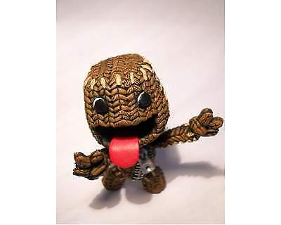 Scultura Sackboy ispirata da Little Big Planet 2 limitata 4