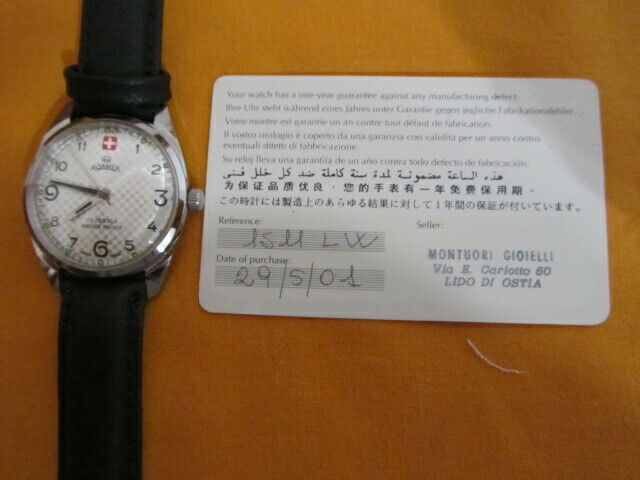 Roamer mov.fhf st96 a carica manuale- 4