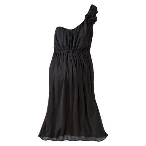 One-Shoulder Rosette Summer Dress by Merona