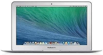 Apple MacBook Air 11,6 Zoll, 1,3 GHz Intel Core i5 4 GB 128 GB SSD (MD711D/A)