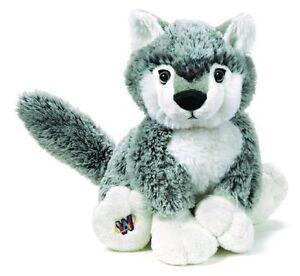 Webkinz Grey Wolf New with sealed tag