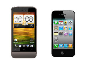 HTC Vs. iPhone