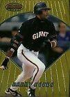 Bowman Barry Bonds Baseball Cards