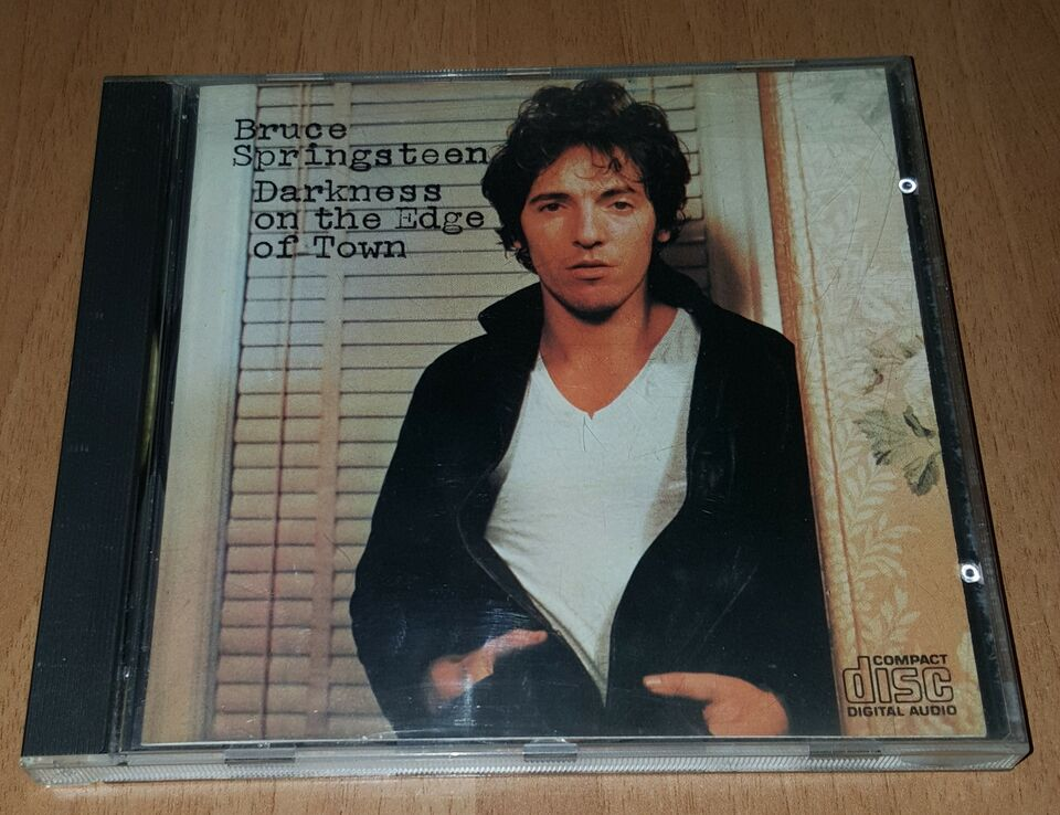 Bruce Springsteen - Darkness on the Edge of Town - CD musica