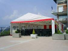 Tendoni, Gazebo Party 6 x12 per mense, pizzerie ristoranti bar