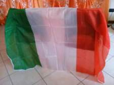 Bandiera tricolore a mantello