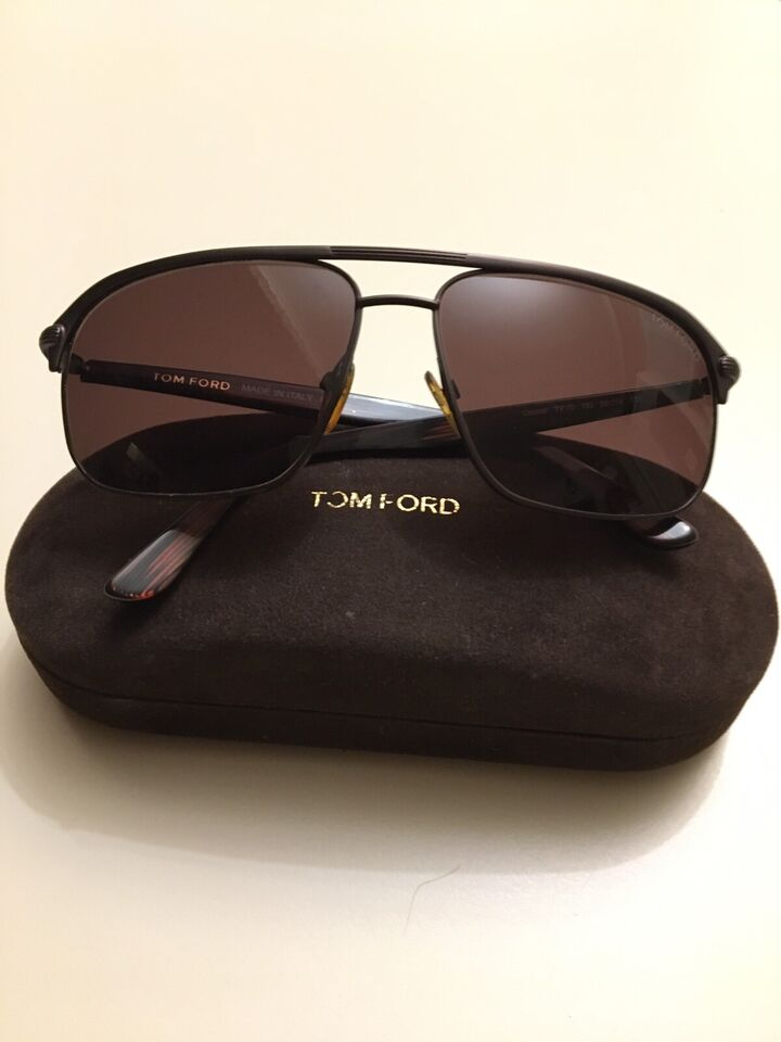 Occhiali Tom-Ford ed Prada
