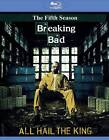 Breaking Bad: The Fifth Season (DVD, 2013, 3-Disc Set)
