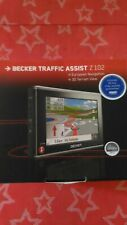 Navigatore GPS BECKER traffic assist z 102
