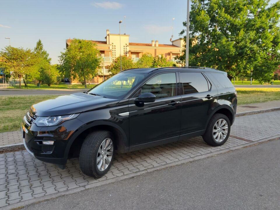 Land Rover Discovery sport HSE 2.2