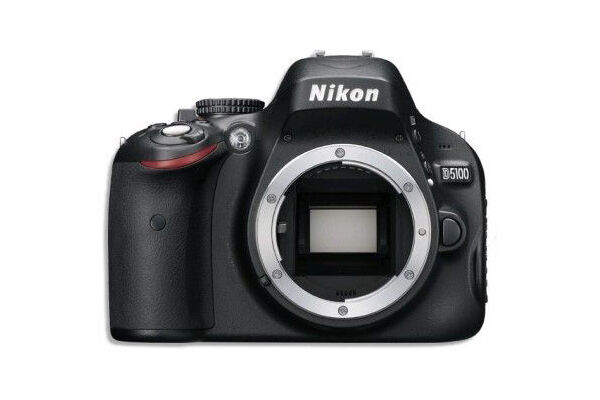 How to Use the Nikon D5100