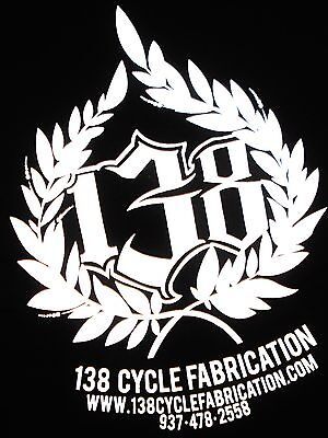 138 Cycle Fabrication