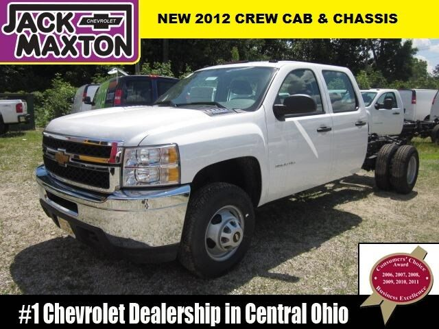 new 2012 chevy silverado 1 ton crew cab chassis dually new chevrolet silverado 3500 for sale. Black Bedroom Furniture Sets. Home Design Ideas