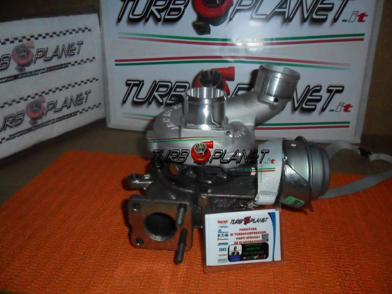 Turbina alfa 147 156 fiat stilo 1.9 jtd 150cv 110kw TURBO 5