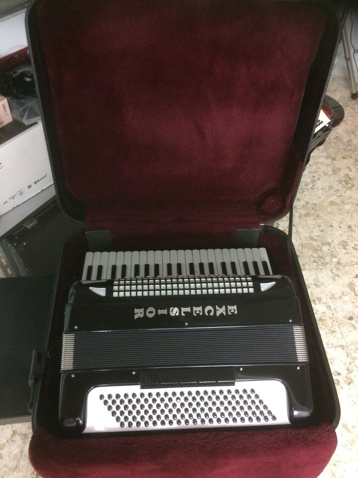 Fisarmonica Excelsior