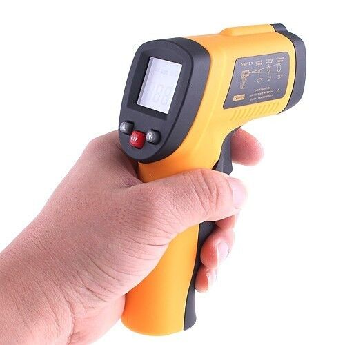 Laser Point Digital Thermometer