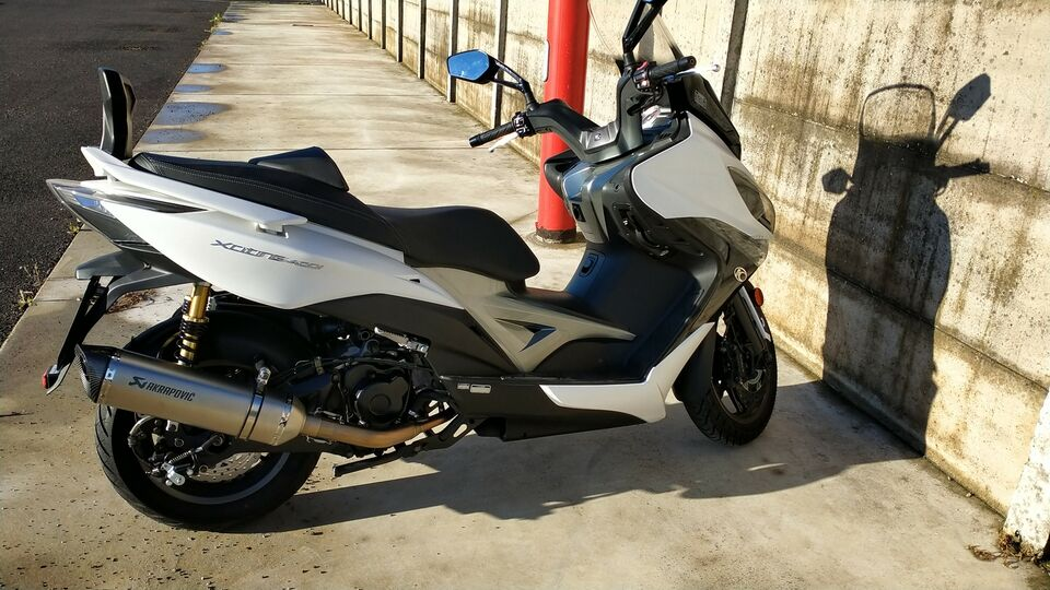 Kymco Xciting 400i ABS 2018