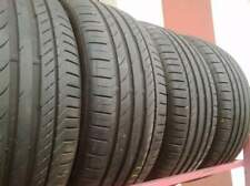 Kit completo di 4 gomme usate 235/40/18 Continental