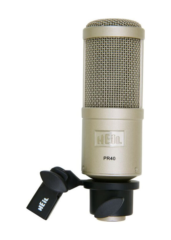 Heil PR-40 Studio Microphone