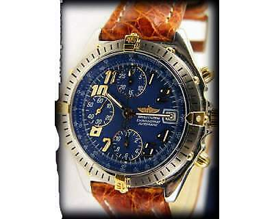 Favoloso Breitling chronomat new model jumbo