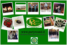Party Round primo Green catering & banqueting in Italia