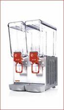 Refrigeratore per bibite ugolini artic deluxe 12/2aa 12+12 lt.
