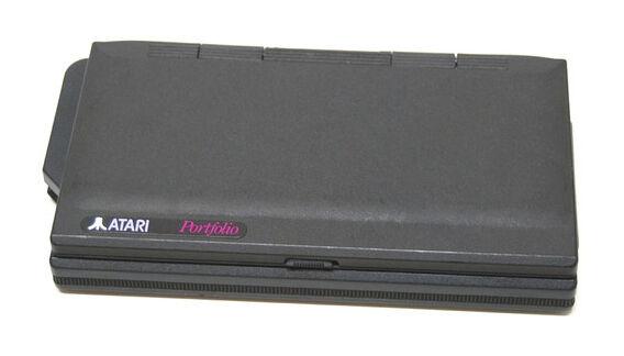 Atari Portfolio Portable Computing System