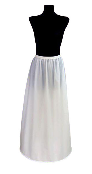 A Wedding Gown Petticoat With Single Hoop Is The Right Choice For Dresses Line Skirts One Slips Have Nylon Wire Or Plastic Inserted