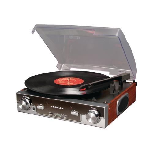 Beautiful Another Retro Looking Modern Turntable From Crosley Is The CR6005a. This  Turntable, Known As The Tech Turntable, Has Built In Speakers Allowing The  User To ...