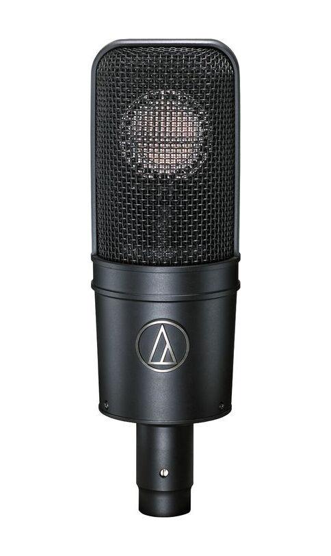 Audio-Technica AT4040 Large-Diaphragm Studio Condenser Microphone