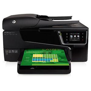 HP Officejet 6600 Vs. Epson Artisan 1430