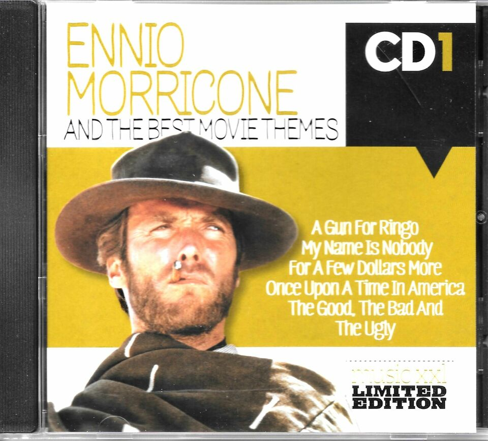 Ennio morricone and the best movies themes