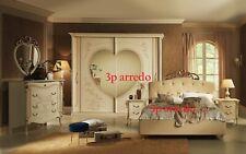 Camere da letto classiche 3p arredo