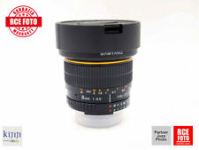 Samyang 8 F3.5 Fish-eye CS - 1G0029 (Nikon)