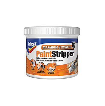 How to Use Paint Stripper