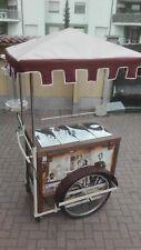 Carretti gelato e food a partire da 1999